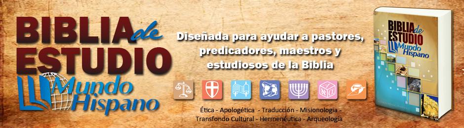 01. Biblia de Estudio Mundo Hispano