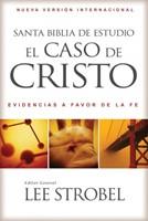 Santa Biblia de Estudio El Caso de Cristo