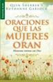 Oraciones que las Mujeres Oran