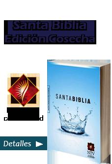 Biblia NTV Cosecha