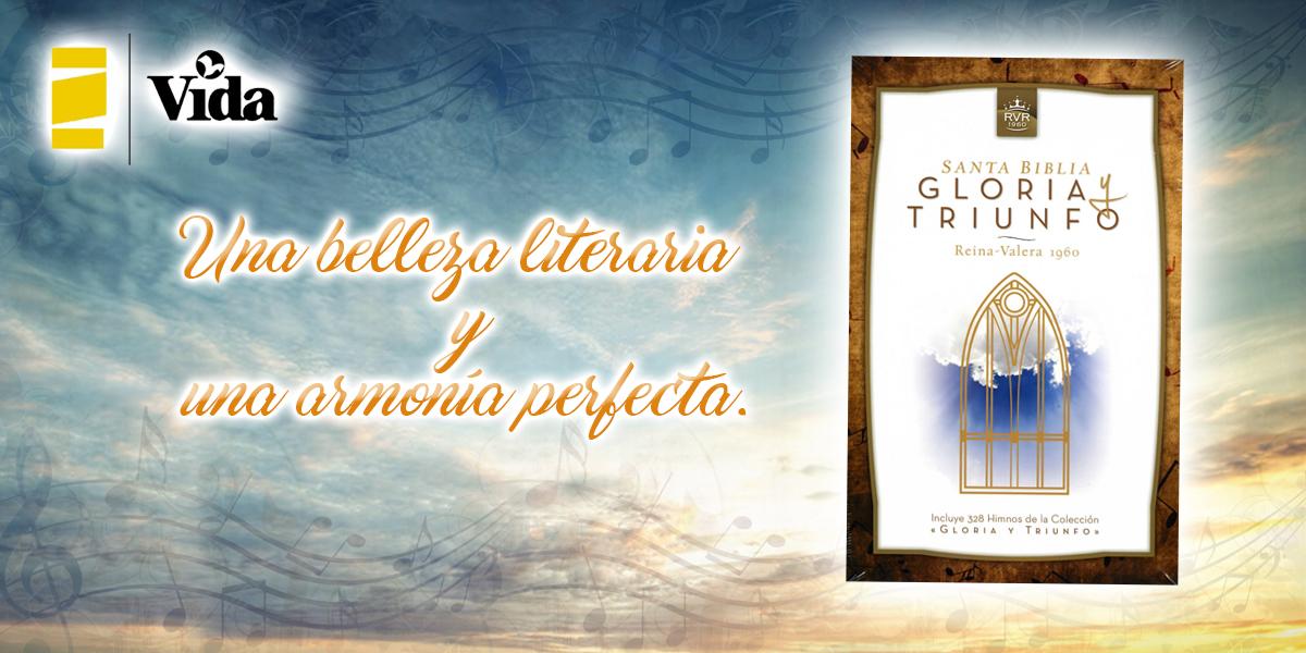 4.Biblia Gloria y Triunfo