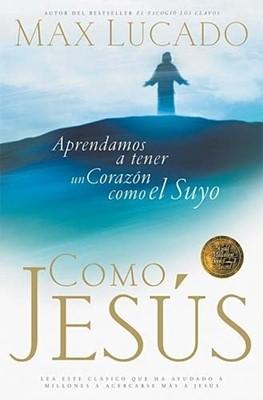 Como Jesús (Rústica) [Libro]