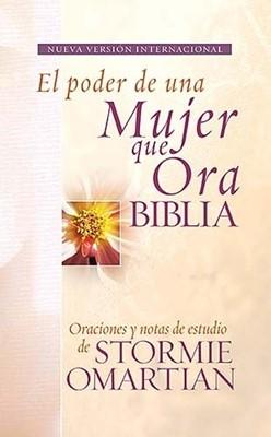 Biblia El Poder de una Mujer que Ora NVI (Tapa Dura)
