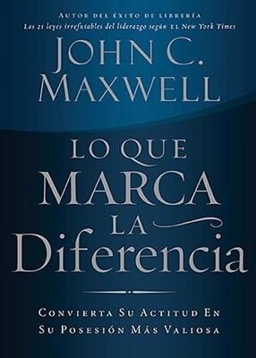Lo que Marca la Diferencia (Tapa Dura con Cubierta) [Libro]