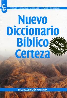Nuevo Diccionario Bíblico Certeza (Tapa dura)