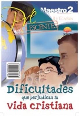 Pre Adolescentes Maestro 2 (Rústica) [Libro]