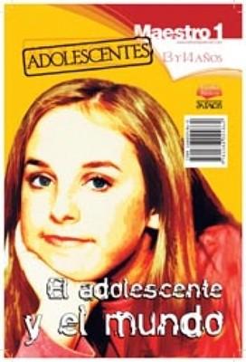 Adolescentes Maestro 1 (Rústica) [Libro]