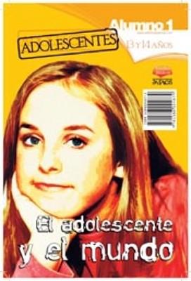Adolescentes Alumno 1 (Rústica) [Libro]