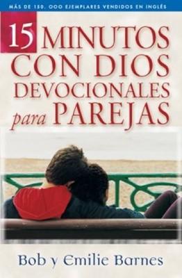 15 Minutos con Dios devocionales para parejas (Rústica) [Libro]