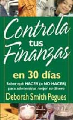 Controla tus Finanzas en 30 días (Tapa Suave) [Libro Bolsillo]
