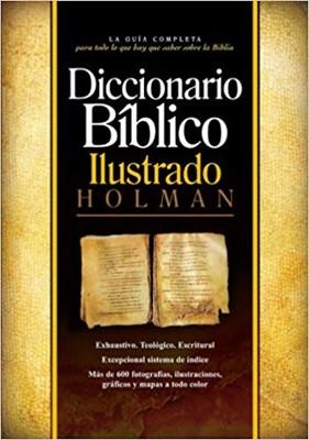Diccionario Bíblico Ilustrado Holman (Tapa Dura)