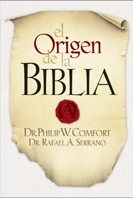 El Origen de la Biblia (Tapa Rústica) [Libro]