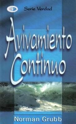 Avivamiento Continuo (Rústica) [Libro]
