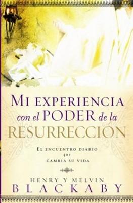 Mi Experiencia con el Poder de la Resurrección (Tapa Suave) [Libro]