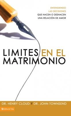 Límites en el Matrimonio (Rústica) [Libro]