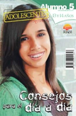 Adolescentes Alumno 5 (Rústica) [Libro]