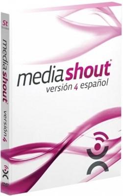 MediaShout español versión 4 [Software]
