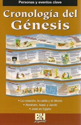 Cronología del Génesis (Rústica) [Folleto]