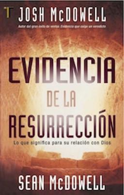 Evidencia de la Resurrección (Tapa suave con solapa) [Libro]