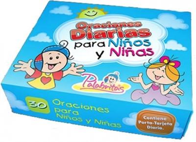 Oraciones Diarias para Niños y Niñas (Cajita de Oraciones) [Miscelanea]