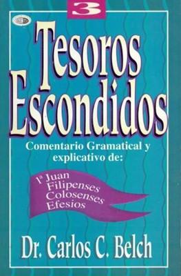 Tesoros Escondidos Vol.3 (Juan.Filip.Colos.Efes.) (Rústica ) [Libro]