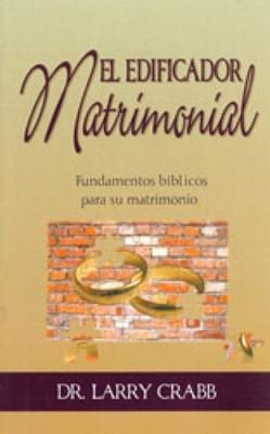 El Edificador Matrimonial (Rustica)