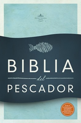 Biblia del Pescador (Piel Genuina - Negro)