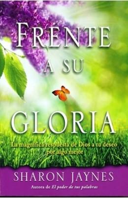 Frente a su Gloria