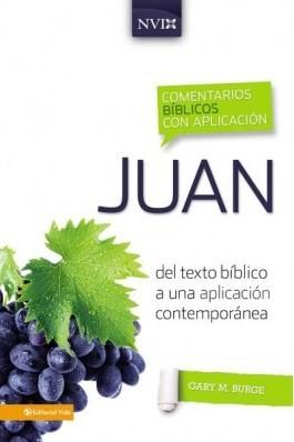 Juan  - Comentario Bíblico con Aplicación (NVI) (Tapa Dura) [Libro]