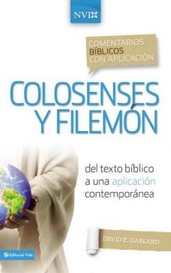 Colosenses y Filemón - Comentario Bíblico con Aplicación (NVI) (Tapa Dura)