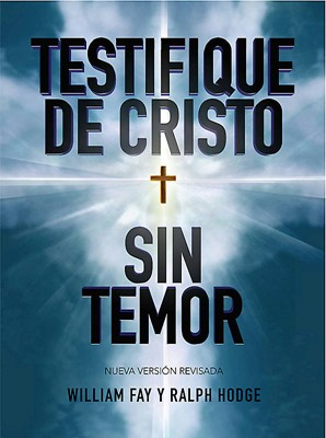 Testifique de Cristo sin Temor (Tapa Suave) [Manual]