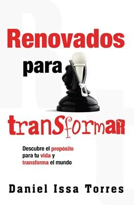 Renovados para transformar (Tapa Suave) [Libro]