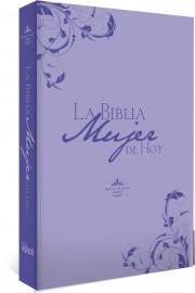 La Biblia Mujer de Hoy (Piel especial Lila) [Biblia]