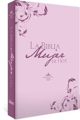 La Biblia Mujer de Hoy (Piel especial Rosa) [Biblia]