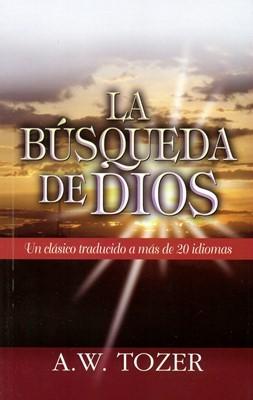 La Busqueda de Dios (Rustica)