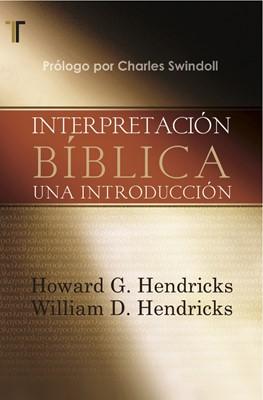 Interpretación bíblica (Tapa Suave) [Libro]