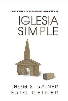 Iglesia simple (Tapa Suave) [Libro]
