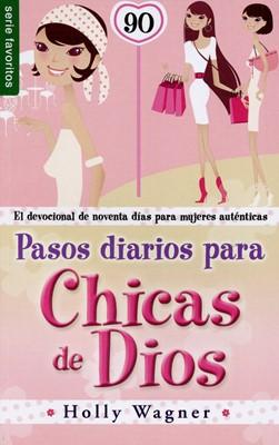 Pasos diarios para chicas de Dios (Tapa Suave) [Libro Bolsillo]
