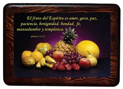 El fruto (Cuadro con resina) [Miscelanea]