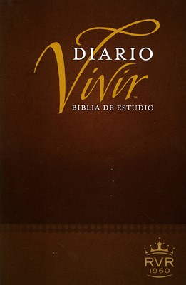 Biblia de Estudio Diario Vivir