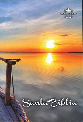 Santa Biblia RVR60 040LG CPB (Rústica) [Biblia]
