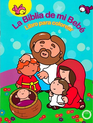 La Biblia de mi Bebé (Tapa Rústica) [Libro]