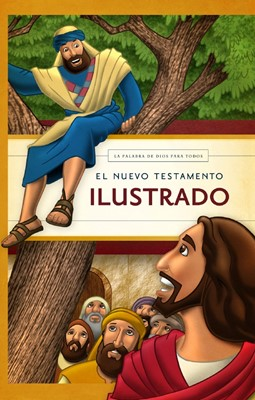 Nuevo Testamento Ilustrado (Rustica)