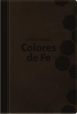 Biblia Colores De Fe RVR 1977