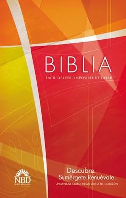 Nueva Biblia Al Día Económica (Rustica )
