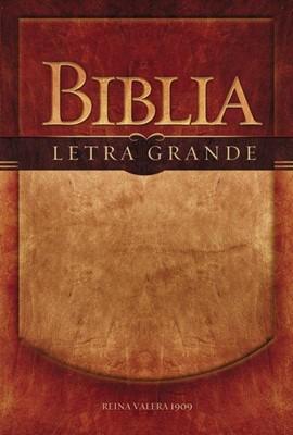 Biblia Letra Grande RVR1909