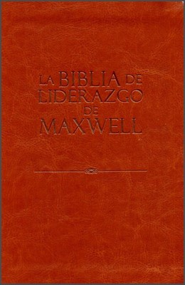 Biblia De Liderazgo de Maxwell (Piel Suave)