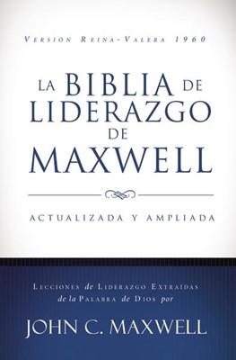La Biblia de Liderazgo de Maxwell (Tapa Dura)