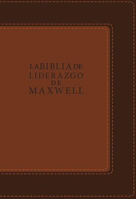 La Biblia de Liderazgo de Maxwell (Piel Suave)