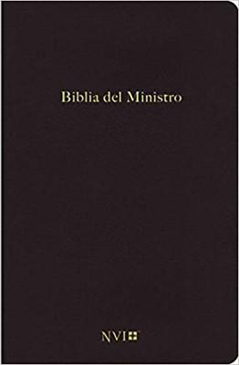 Biblia del Ministro NVI (Imitación Piel)